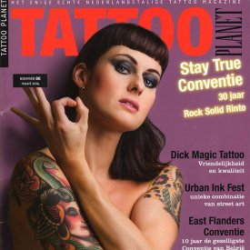 Tattoo Planet Cover