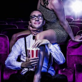 Movie Time – Maaike & Arjan